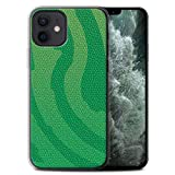 Phone Case for Apple iPhone 12/12 Pro Reptile Skin Effect