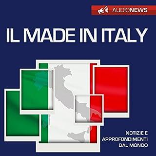 Il Made in Italy copertina