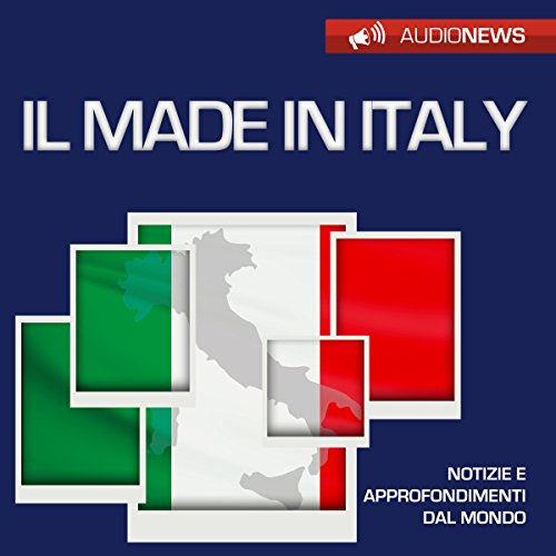 Il Made in Italy audiobook cover art