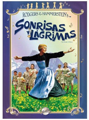 Sonrisas y Lagrimas (The Sound of Music) SPANISH REGION 2 PAL DVD