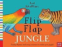 Axel Scheffler's Flip Flap Jungle (Axel Scheffler's Flip Flap Series)
