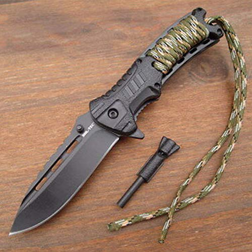 Survival Paracord mes dagelijks leven Survival Outdoor Tactical Gear Paracord #31310