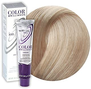 Ion Color Brilliance Permanent Creme 4RC Medium Copper Brown by Ion