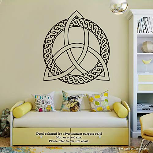 Celtic Knots Patterns Wall Decals Celtic Crosses Decals Celtic Tattoo Patterns Celtic Tattoo Design Stickers Decorative Design Ideas for Your Home Or Office Walls Removable Vinyl Murals ES-1395
