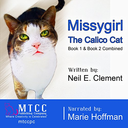 Missygirl the Calico Cat audiobook cover art