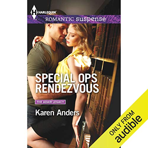Special Ops Rendezvous audiobook cover art