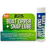 Zipper Wax and Snap Lube