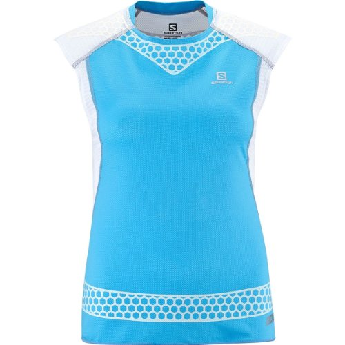 Salomon S-Lab Exo Women's Camiseta De Tirantes Correr Chaleco - M