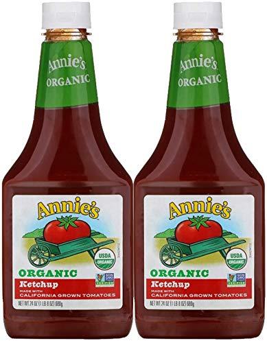 Annie's Homegrown Organic Ketchup - 24 oz