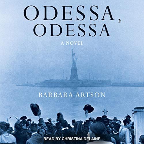 Odessa, Odessa cover art