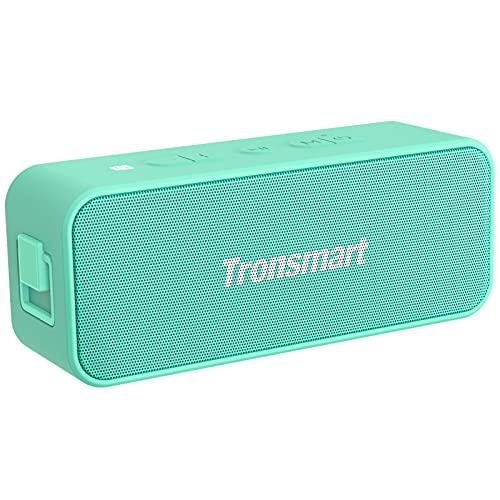 Bluetooth Lautsprecher, Tronsmart T2 Plus Musikbox Bluetooth 5.0 Tragbarer...