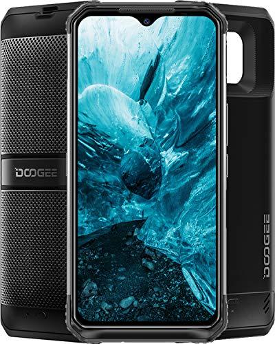 DOOGEE S95 PRO SUPER MOD Outdoo akıllı Telefon Android 9.0, 6,3-Zoll-FHD+ IP68 Wasserdicht Robust Smartphone, 4G Full Netcom Helio P90 Octa-Kern 8GB+256GB, 5150mAh+3500mAh, 48MP AI Kamera, NFC