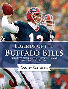 Legends of the Buffalo Bills  Marv Levy Bruce Smith Thurman Thomas and Other Bills Stars