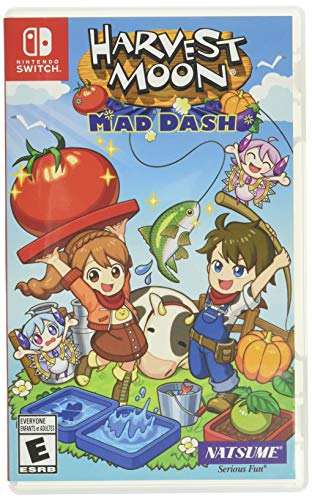 Harvest Moon: Mad Dash - Nintendo Switch Standard Edition