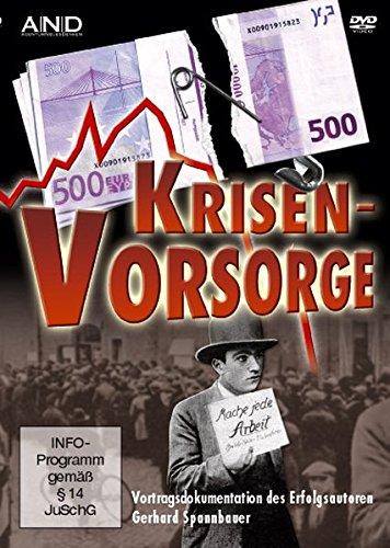 Krisen-Vorsorge, 1 DVD