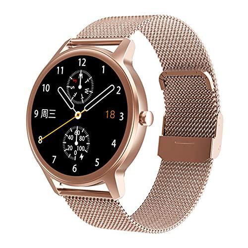 Ake Reloj De Sueño para Hombres Smartwatch Fitness Band Smart Watch, Mujeres, Monitor De Presión Arterial,C