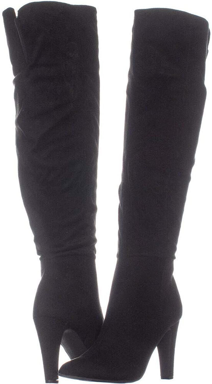 Material Girl Frauen Candice Spitzenschuhe Fashion Stiefel