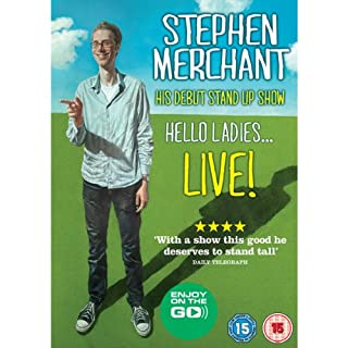Hello Ladies                   By:                                                                                                                                 Stephen Merchant                               Narrated by:                                                                                                                                 Stephen Merchant                      Length: 1 hr and 17 mins     106 ratings     Overall 3.6