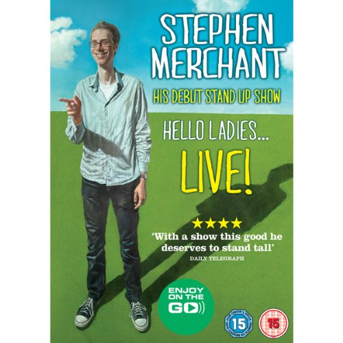 Hello Ladies                   Written by:                                                                                                                                 Stephen Merchant                               Narrated by:                                                                                                                                 Stephen Merchant                      Length: 1 hr and 17 mins     Not rated yet     Overall 0.0
