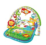 Fisher-Price - Gimnasio Musical Animalitos De La Selva, Mant