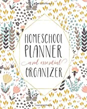 Mega Homeschool Planner and Organizer Soft Flora: Fully Customizable Planner, Organizer, and Record Keeper for Homeschool Families big or Small – … and journal your best memories for the year. PDF