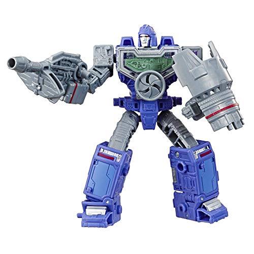 Transformers la guerre pour Cybertron Siège-Deluxe Crosshairs