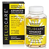 Heliocare Advanced Nicotinamide B3 Supplement: Niacinamide 250mg and Fernblock PLE Extract 120mg Per Capsule - Helps Support Skin Cell Health W/ Antioxidant Rich Vitamin B3 Niacin - 120 Vegan Capsules