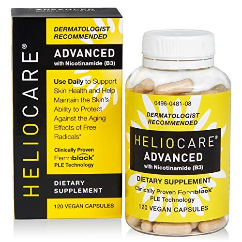Heliocare Advanced Nicotinamide B3 Supplement:...
