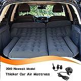 Leke Lake Inflatable SUV Air Mattress,Portable Car Bed for...