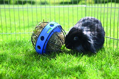 Nobby 25362 Bunny Toy Ø 16 cm, blau-schwarz - 5