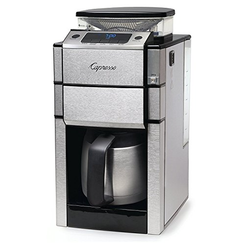 Capresso 488.05 Team Pro Plus Coffee Maker