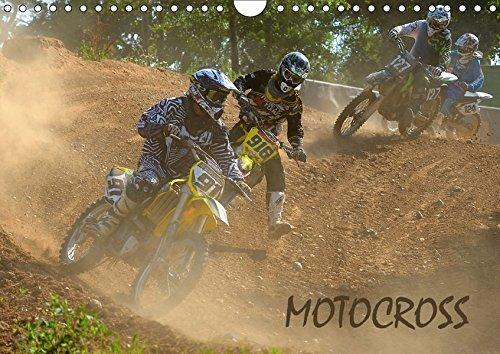 Motocross (Wandkalender 2017 DIN A4 quer): Motocross MX und Freestyle Motocross von tollkühnen Profis. (Monatskalender, 14 Seiten ) (CALVENDO Sport)
