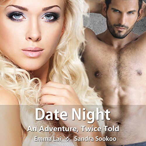 Date Night - An Adventure, Twice Told audiobook cover art