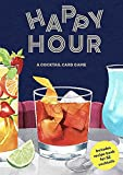 Happy Hour: A Cocktail Card Game (A Drinking Game Gift; Adult Spin 'Go Fish')