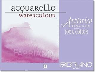 Fabriano Artistico 300 Pound Cold Press 4 Sheets 11x14