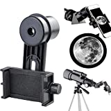 Gosky 3,2 cm Teleskop Smartphone Adapter – mit 10 mm