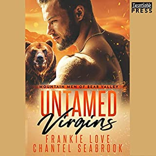 Untamed Virgins cover art