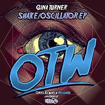 Shake/Oscillator EP