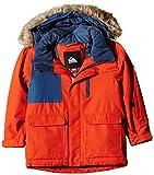 Quiksilver Flakes - Chaqueta de esquí para niño, Color Poinciana, tamaño 6 años