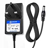 T POWER ( CENTER PIN TIP AC Adapter For LG Electronics 32' LN52 32LN520B LCD LED HD TV HDTV Monitor Power Supply