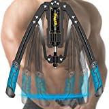 longziming Profi Double Spring Power Twister, Arm-Übungen Hand trainingsgerät Brust-Expander,...