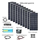 kit solar fotovoltaico 2000 w