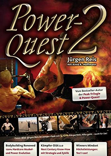 Power-Quest 2: Bodybuilding Renewed - Kämpfer-Diät 2.0 - Winners Mindset