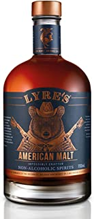 American Malt Non-Alcoholic Spirit - Bourbon Style | Lyre's 700ml