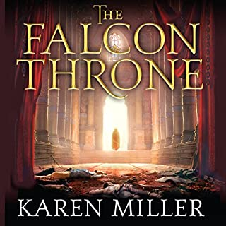 The Falcon Throne cover art