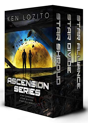 Ascension Series: Books 1 - 3 (English Edition)