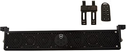Wet Sounds Stealth 6 Ultra HD 200W Amplified Marine ATV Soundbar + Remote