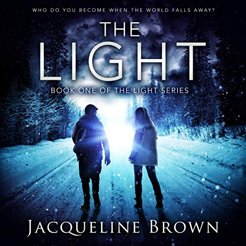 The Light audiobook cover art