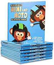 The Adventures of Mimi and Moto: The Motorcycle Monkeys (Children's Picture Book)
