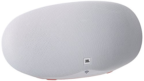 JBL Playlist 150. Wireless speaker with chromecast built-in - White